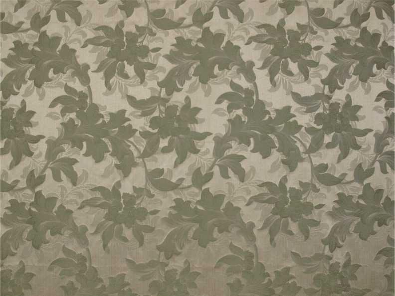 damask curtain fabric from Loome