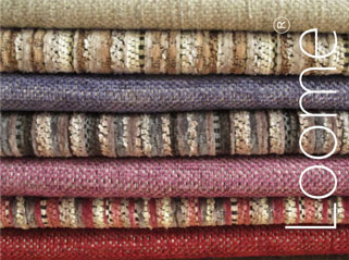 fabric samples from Loome