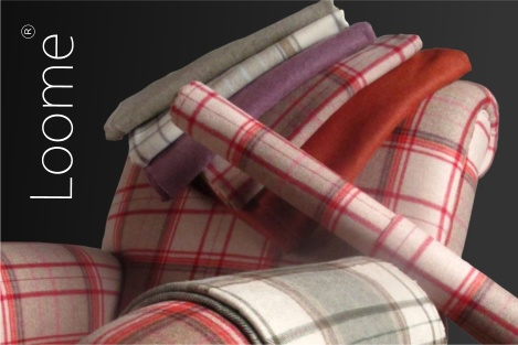 Plaid Upholstery Fabric Plaid Curtain Fabric The Iona Collection