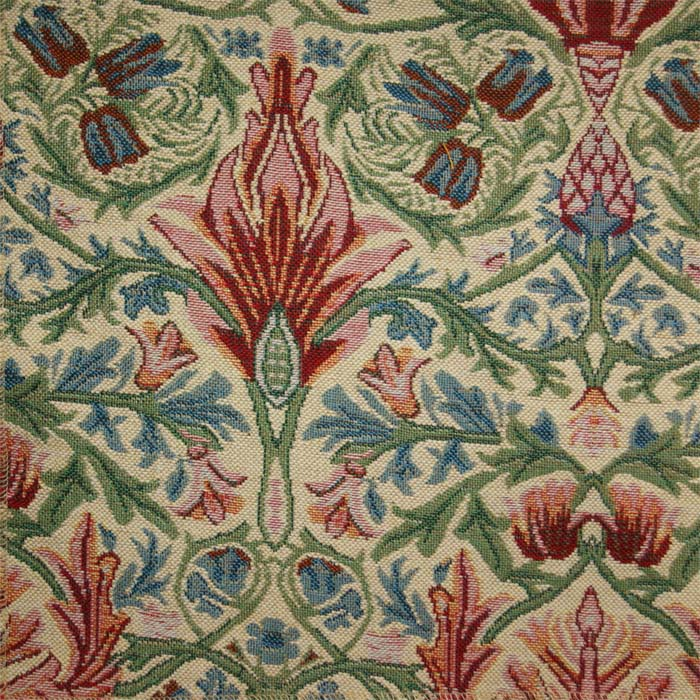 Arts And Crafts Curtain And Upholstery Fabric William Morris