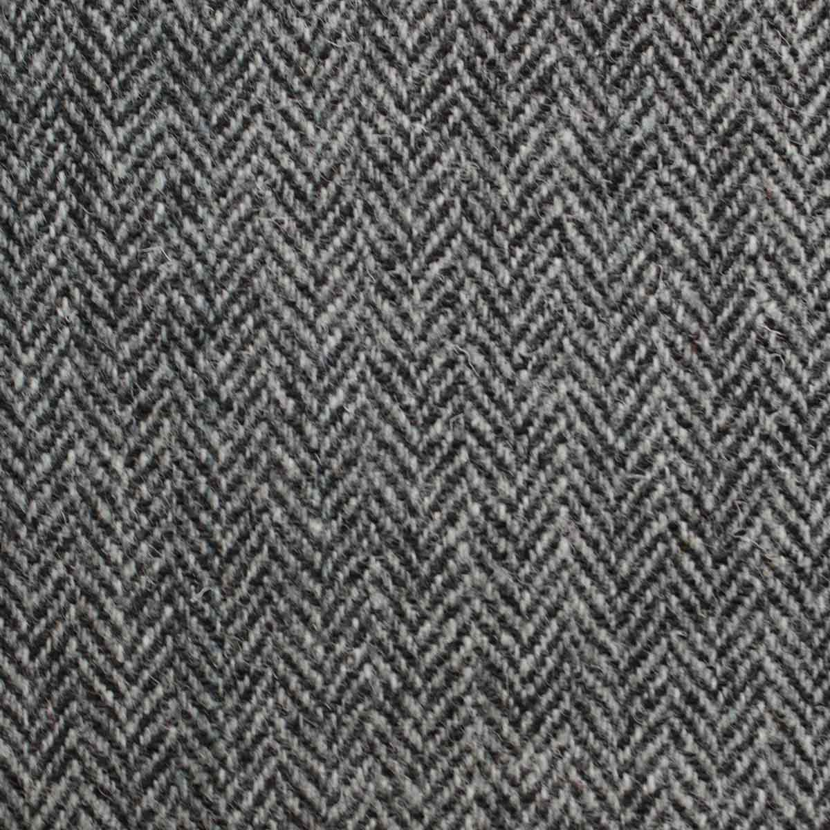Harris Tweed Herringbone Curtain Upholstery Fabric