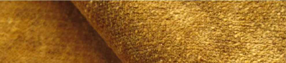 close up image of a rich gold fabric