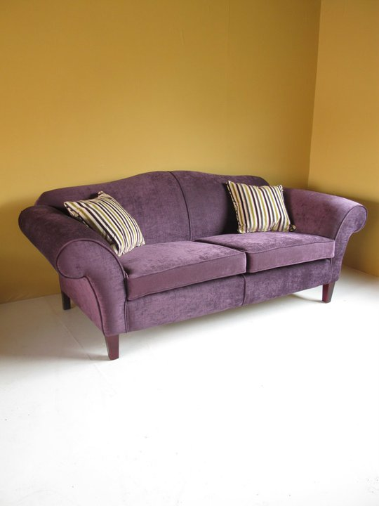 plum upholstery fabric
