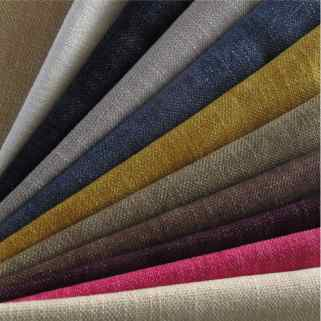 washable like linen curtain fabric