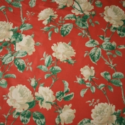 Vintage Fabric Vintage Upholstery And Curtain Fabric